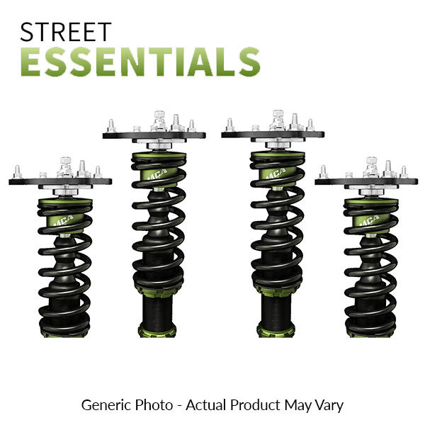 Street Essentials Green Series Coilovers (WRX/STI 94-00)