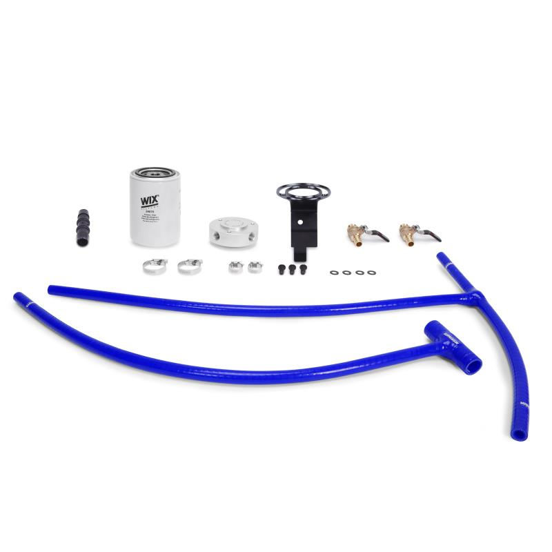 Engine Coolant Filter Kit (6.0L Powerstroke 03-07) - Blue
