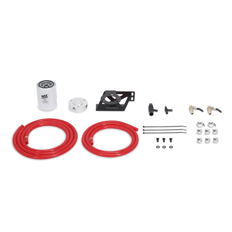 Coolant Filter Kit (6.4L Powerstroke 2008-2010) - Red