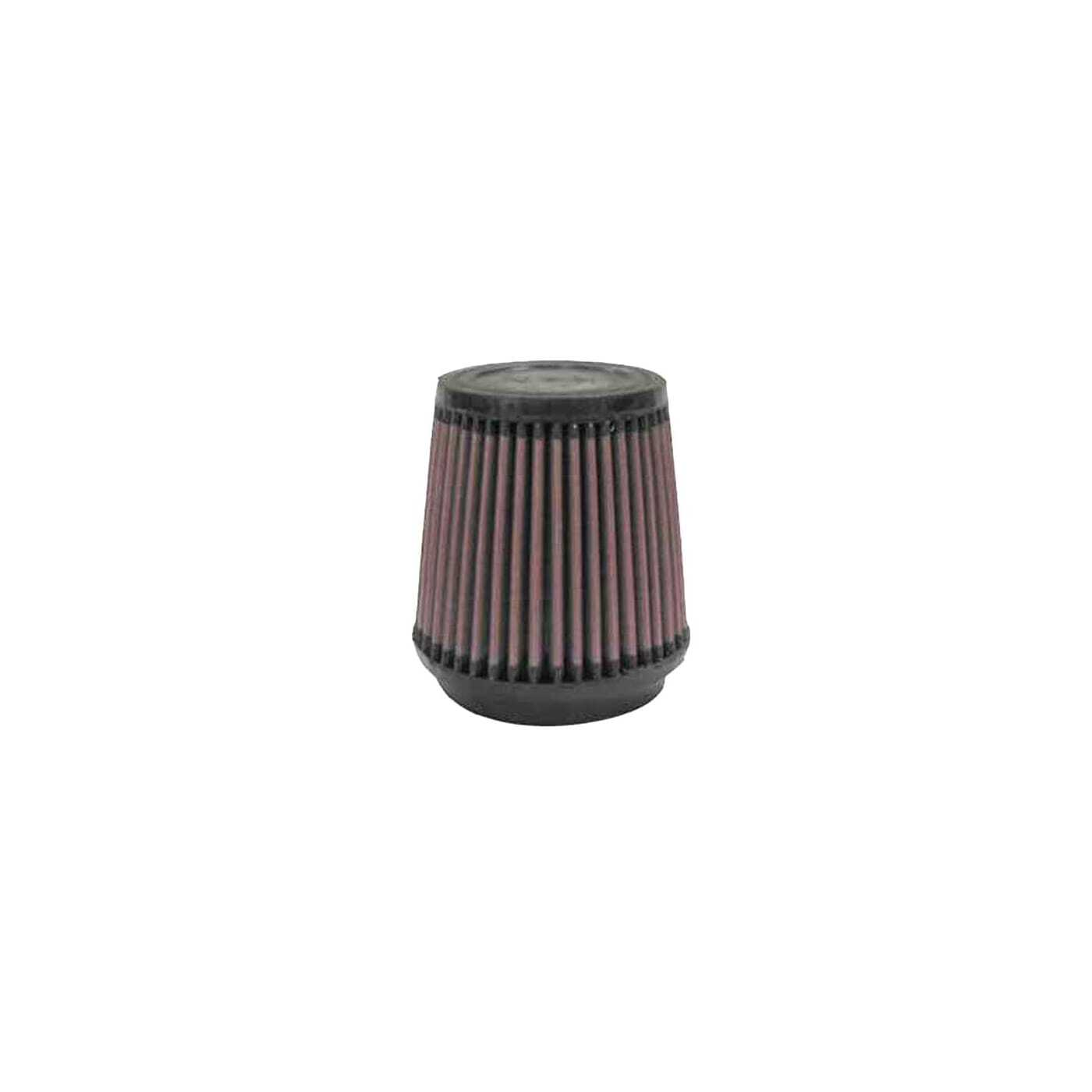 "Universal Clamp-On Air Filter - 3.5"" Inlet, 4.625"" Base, 4.5"" Height"