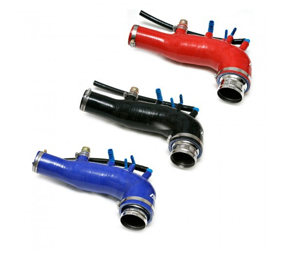 Silicone Inlet Pipe (Liberty GT 07-09/WRX 08-14/Forester XT 08-12)