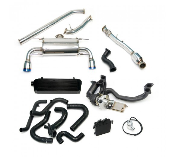 Stage 3 Bolt-On Turbo Kit (BRZ/86)