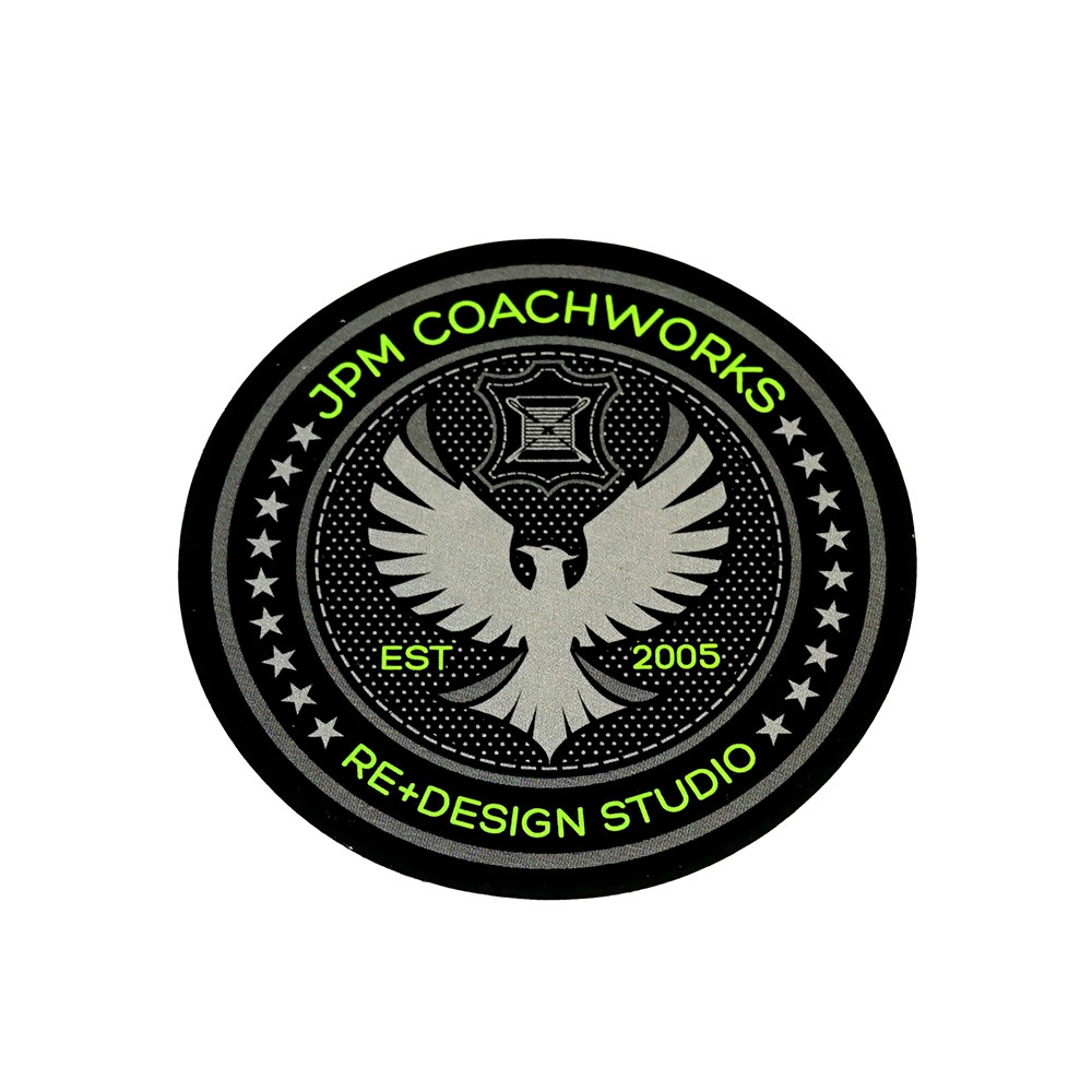 JPM Coachworks Sticker - Dark