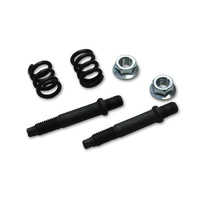 2 Bolt 10mm GM Style Spring Bolt Kit (includes 2 Bolts 2 Nuts 2 Springs)