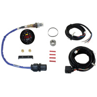 X-Series Wideband 02 UEGO Air Fuel Ratio Gauge Kit