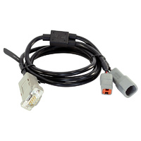 CD Carbon Serial-to-CAN Adapter Harness for early MoTeC M4s, M48 and M8 ECU