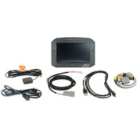 CD-7F Carbon Flat Panel Digital Display with Internal Logging and Internal GPS