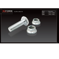 Bolt - 10mm x 1.25 thread x 30mm(L)