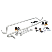 Front and Rear Sway Bar Vehicle Kit (WRX 11-14/STi 08-14)