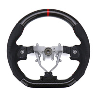 Steering Wheel - Carbon and Leather (WRX/Sti 08-14)