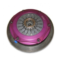 Stage 4 Twin Metallic Disc Clutch Kit (STi 06-20)