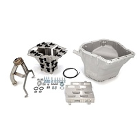 EJ Competition Series Oil Pan Package - Silver (WRX/STi/Forester)