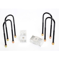 Rear Lowering Block Kit - 2.0 inch (inc Courier/Econovan)
