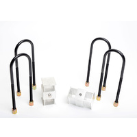 Rear Lowering Block Kit - 2.5 inch (inc Hilux)