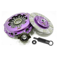 Heavy Duty Cushioned Ceramic Clutch Kit - Pull Type (WRX 94-05/STi 94-00/Forester 97-05)