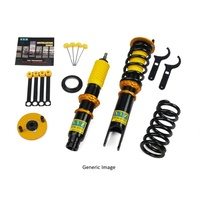 Super Sport Coilovers - Front Only - Black Top Mount (RX-2 70-76)