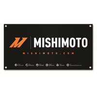 Mishimoto Promotional Banner, Medium