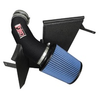 Short Ram Intake w/ Heat Shield - Wrinkle Black (Jeep Grand Cherokee SRT8 2011+)