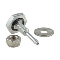 Soft Mount 4mm Vacuum Line Fitting Kit