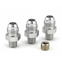FPR Fitting Kit 1/8NPT to-6AN
