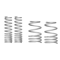 Front and Rear Coil Springs - Lowering Kit (EVO X)