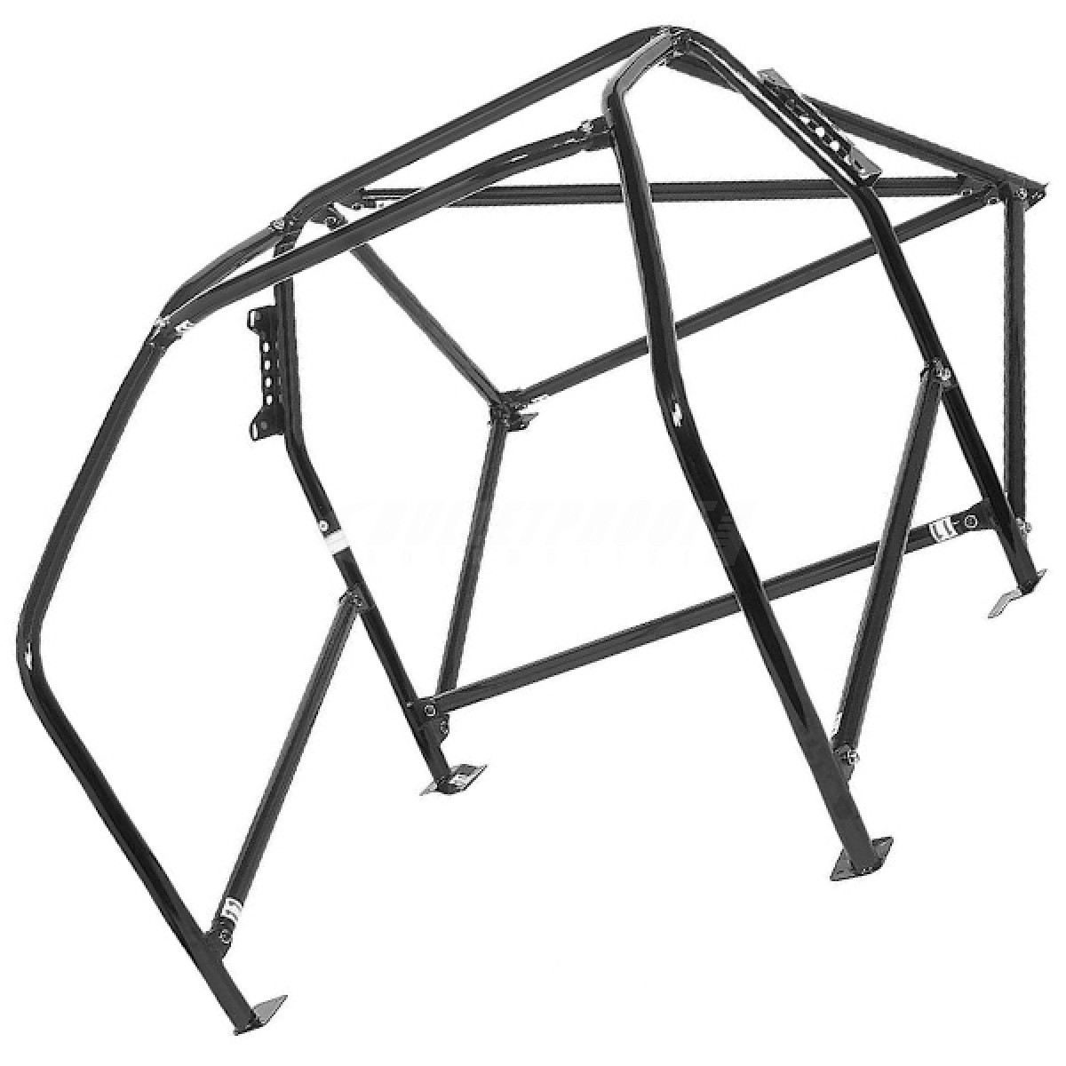 Cusco 6A1 261 L Chromoloy 7 Point Roll Cage + Harness Bar